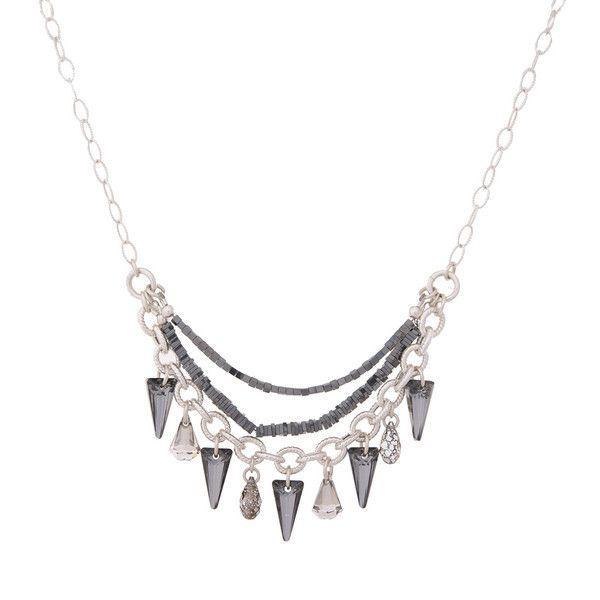 Saphron Necklace (short)