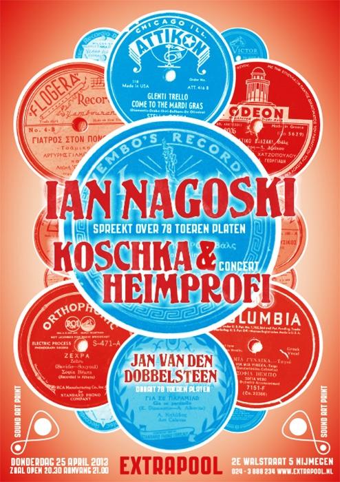 Ian Nagoski + Koschka & Heimprofi