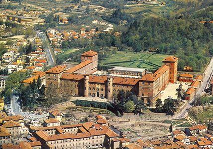 Castello di Moncalieri.(TO) Piemonte-Italy