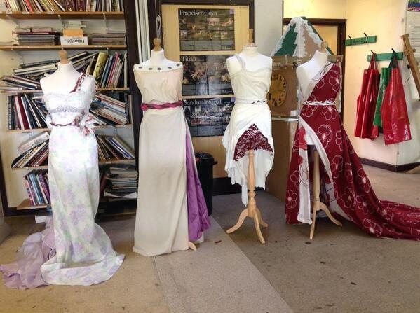 First dress designs