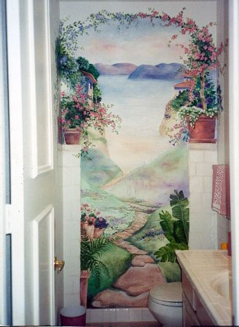 17 Best Images About Trompe L Oeil On Pinterest Terraced