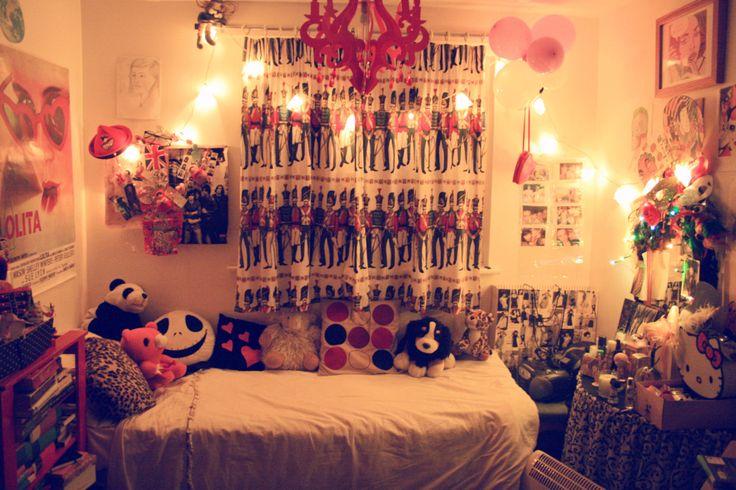 decoracion de dormitorios hipster - Buscar con Google
