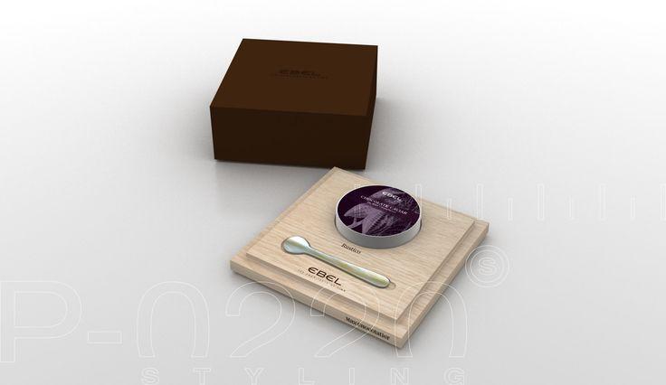 Emballage Chocolat Caviar / Packaging Chocolate Caviar designed by Pozzo di Borgo Styling.