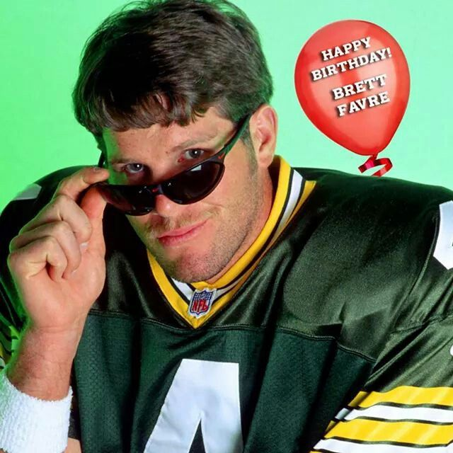 Brett Favre QB 4 (With images) Packers baby, Packers