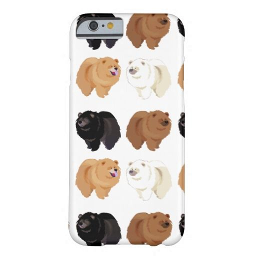 chow chow iPhone6 case Barely There iPhone 6 Case