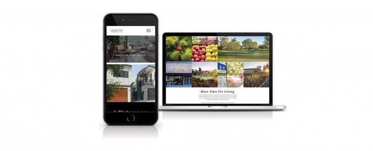 Agavilla Terrace Homes | iCreate Advertising