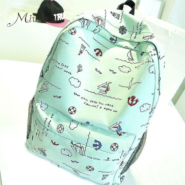 $8.67 (Buy here: https://alitems.com/g/1e8d114494ebda23ff8b16525dc3e8/?i=5&ulp=https%3A%2F%2Fwww.aliexpress.com%2Fitem%2FKorean-style-cute-graffiti-anime-zipper-school-canvas-bags-teen-girls-large-backpack-notebook-travel-sport%2F32655094026.html ) Korean style cute graffiti anime zipper school canvas bags teen girls large backpack notebook travel red mochilas women female for just $8.67