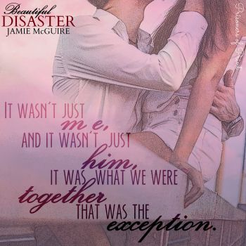 Beautiful Disaster by Jamie McGuire (Beautiful #1)