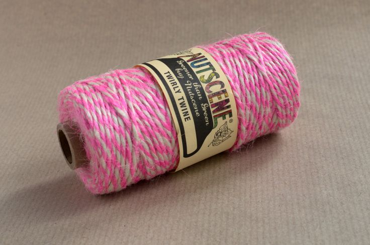Twirly Bakers Twine 10m - available in 3 colours by sustainableartisan on Etsy