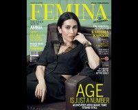 Karisma Kapoor graces Femina's January cover