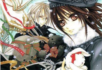 Vampir Anime Serien