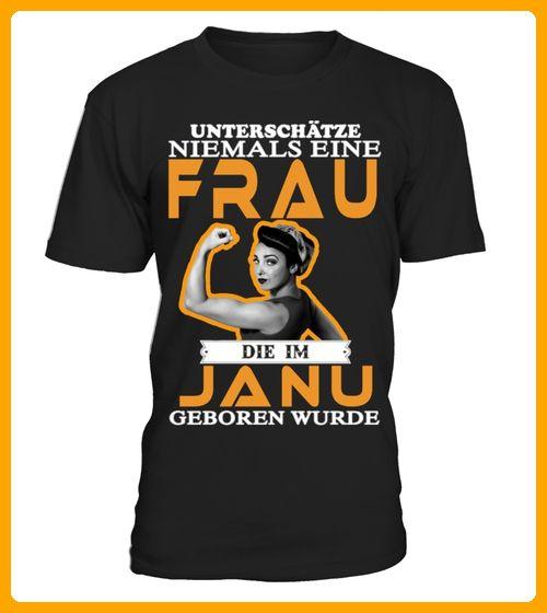 DIE IM JANUAR GEBOREN WURDE - Shirts für die familie (*Partner-Link)