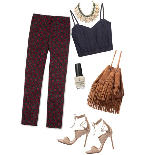 Daim 2 by hypeway on Polyvore featuring mode, Marni, Gianvito Rossi, Zara and OPI