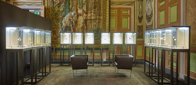 Mostra Damiani al Palazzo Reale