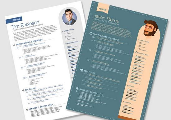 21 best 履歷 images on Pinterest Free resume, Resume templates and