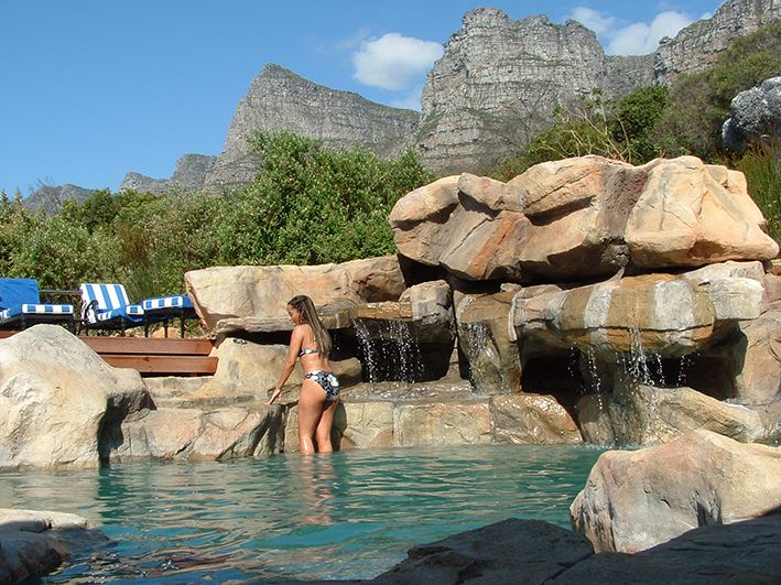 19 best landscaping cape town images on pinterest cape for Koi pond builders cape town