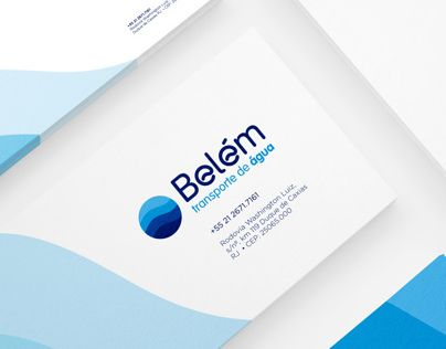 Belém | Visual identity