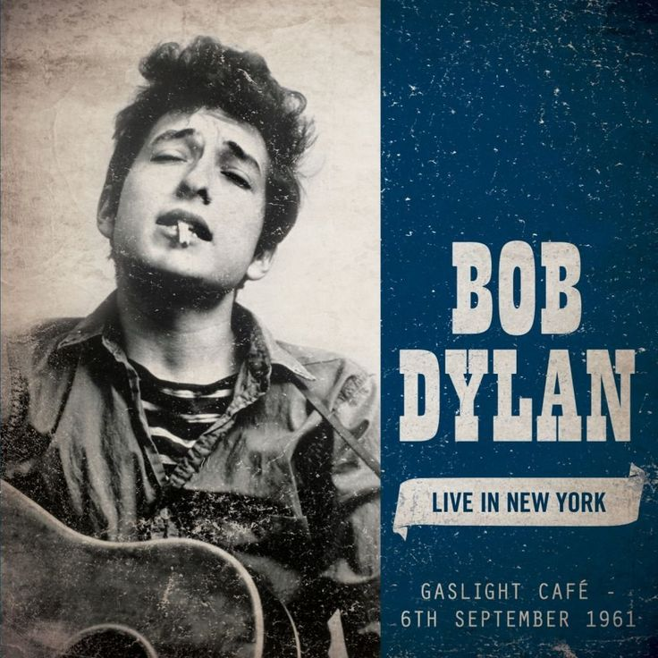 Bob Dylan Live In New York Gaslight Cafe