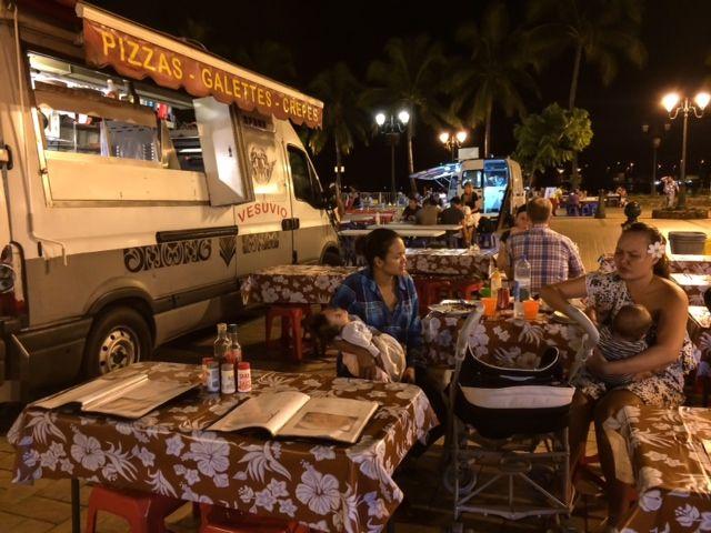 Street food - Tahiti, Polinesia Francese