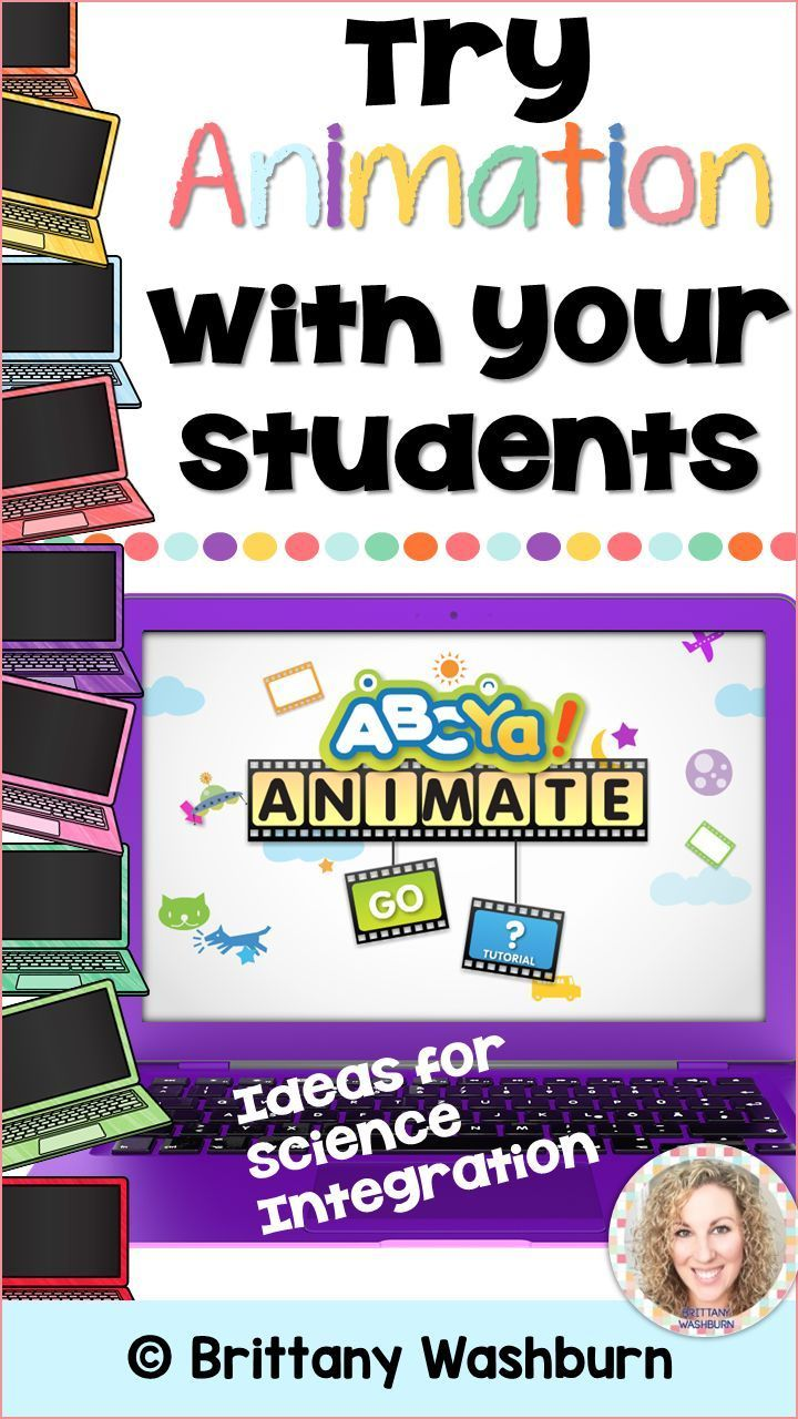 Try ABCYa's Animate to Integrate Science and Technology My all-time favorit…