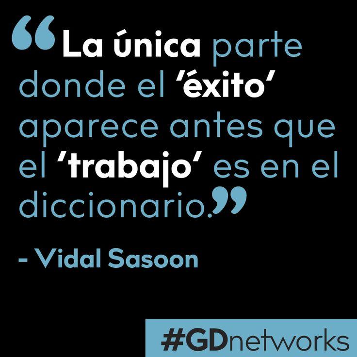 El trabajo constante y con dedicación son el camino al éxito.   #tipsGDnetworks #deColombiaparaelmundo #GDnetworks #GDInternational  http://www.gdnetworks.co/ http://www.gdinternational.co/ Facebook: https://www.facebook.com/gdnetworks/ Instagram: https://www.instagram.com/gdnetworks/ Pinterest: https://www.pinterest.com/gdint/gd-networks/