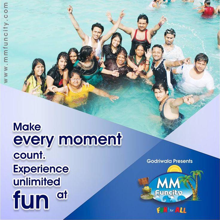 Make every moment count. Experience unlimited fun at MM Funcity. Hurry! For More: https://goo.gl/Su9dWZ #MMFUNCITY #Chhattisgarh #Raipur