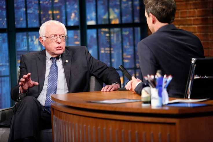 Rolling Stone interview with Bernie Sanders