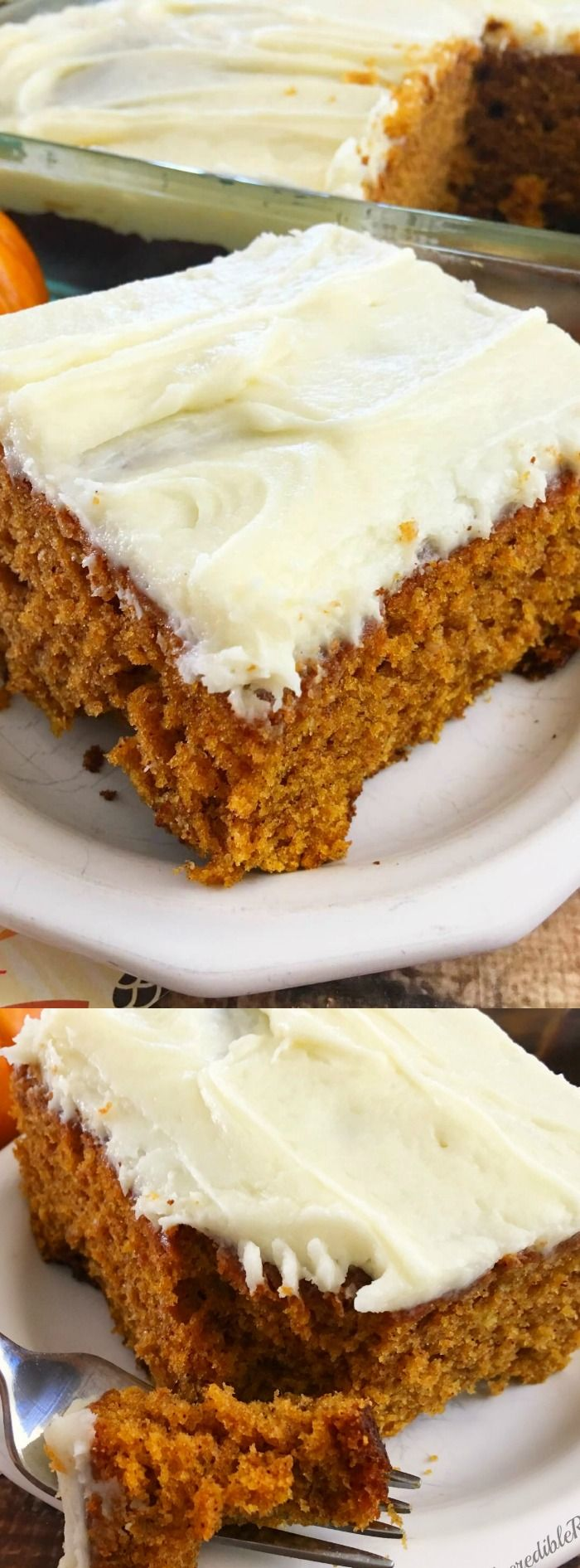This Better than You Know What Pumpkin Cake from My Incredible Recipes is really going to knock your socks off! It is incredibly easy to make and will pair perfectly with your holiday dinner.