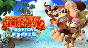 Donkey Kong Country: Tropical Freeze is being ported to the Switch - https://www.gizorama.com/2018/news/donkey-kong-country-tropical-freeze-ported-switch