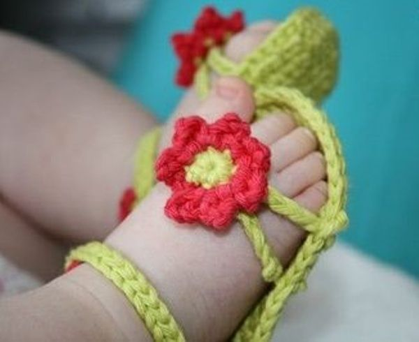 Baby Sandals – Create Something Amazing For Your Child