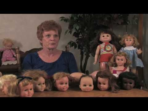 If you are sensitive to a doll's anatomy being taken apart, this video may not be for you but is helpful for doll care and restoration.