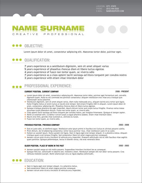 8 Best Interior Design Resume Images On Pinterest
