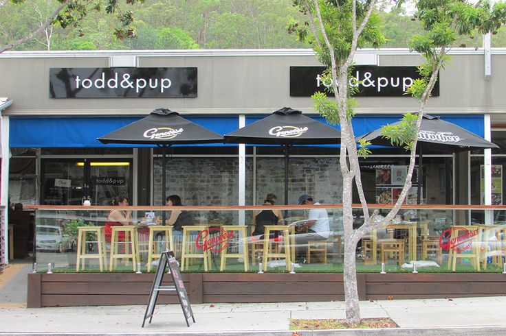 Todd & Pup Moorooka  May have the best poached eggs, houlimi on toast breaky ... coffee reported to be outstanding ... and doggy family catered for!!!  Yah