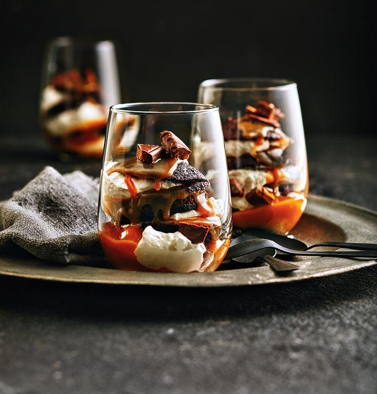 Chocolate Caramel Cupcake Parfaits - Canadian Living