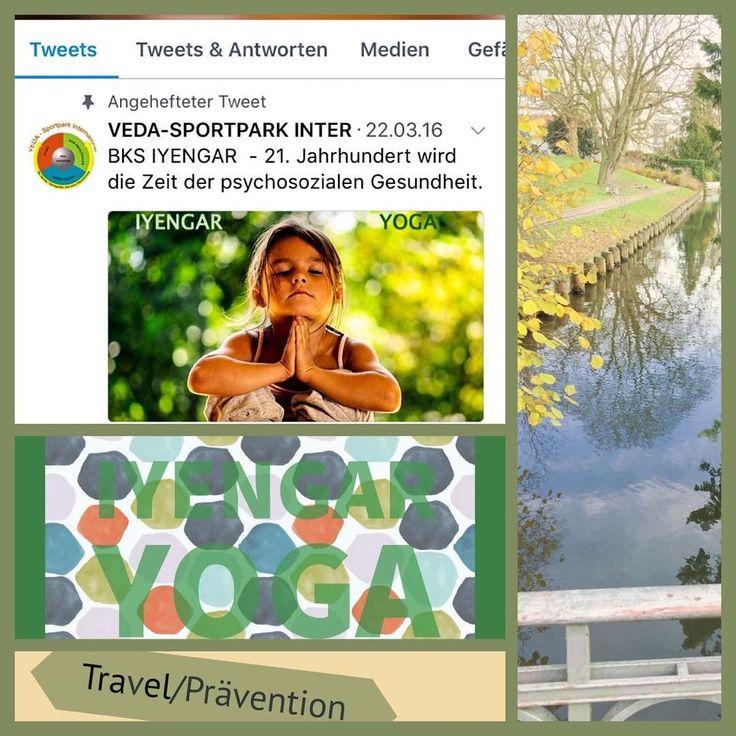 #Iyengar #Yoga #Travel/ #Prävention..