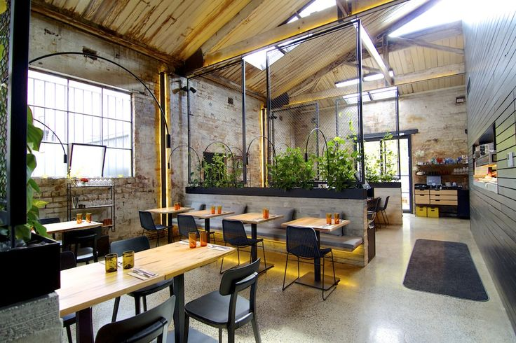 Transformer Fitzroy. Breathe Architecture took care of the interiors.