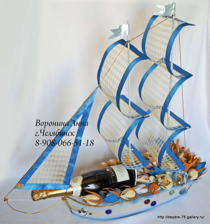 Gallery.ru / Фото #71 - Корабли из конфет в Челябинске - Deydre-78