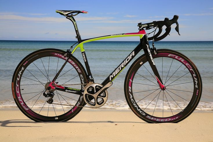 Merida Scultura Team Lampre edition 2013