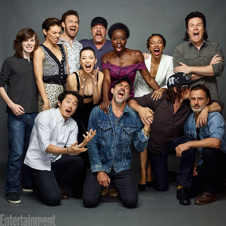The Walking Dead #EWComicCon