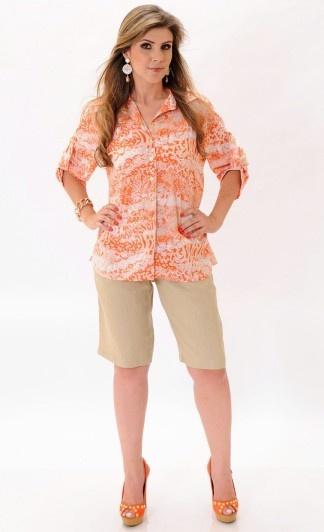 #camisa #bermuda #estilo #moda