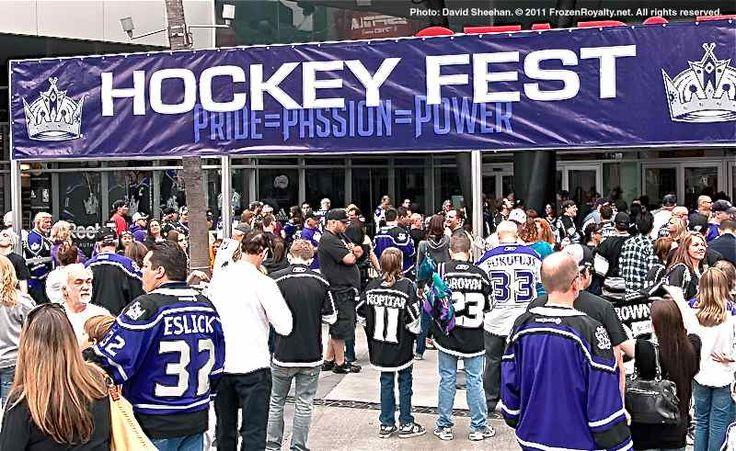 LA Kings Hockey Fest '13 Scheduled For September 8