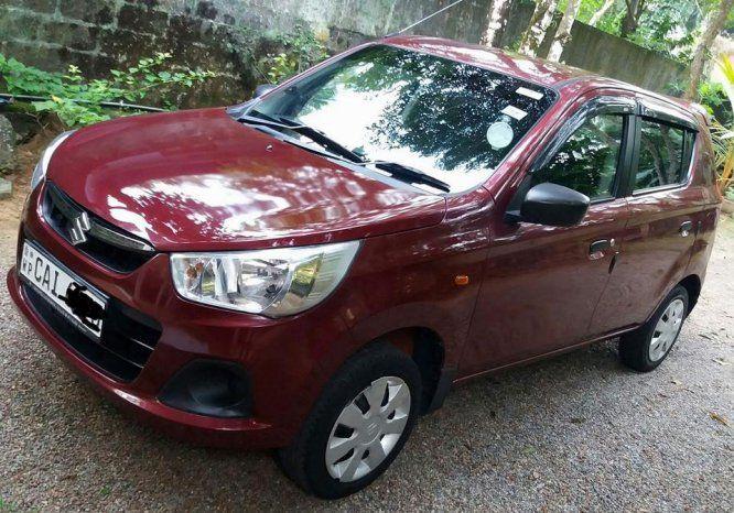 Car Suzuki Alto K10 For Sale Sri Lanka Registered In 2015 Agust