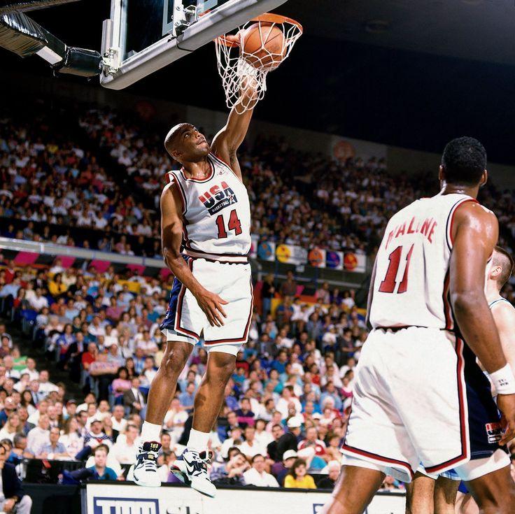 Charles Barkley / Dream Team 92