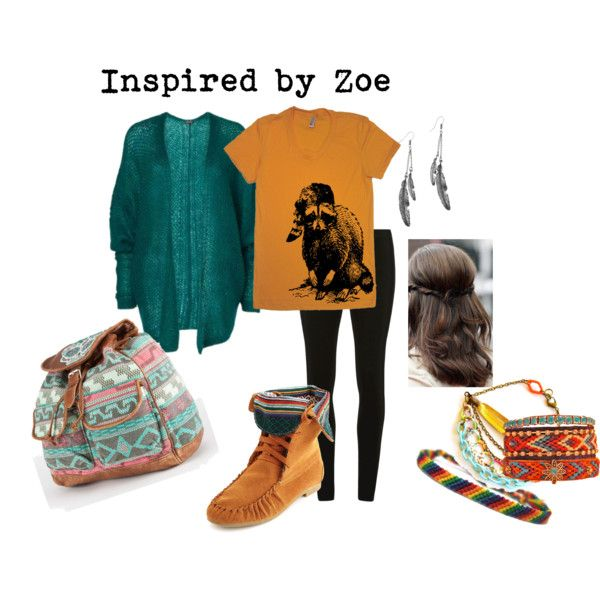 """Tween Fashion Inspired by Zoe - fall school days"" by lmgrisez on Polyvore"