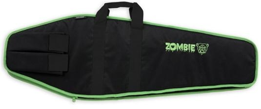 """Bulldog ZOMBIE Tactical Rifle Case """"The Coffin"""" - 38"""""""