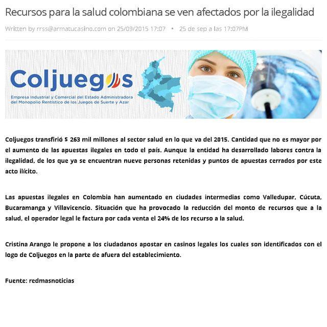 https://armatucasino.com/en/blog/admin/posts/88-recursos-para-la-salud-colombiana-se-ven-afectados-por-la-ilegalidad?locale=en