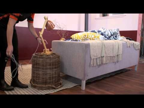 Create an on trend lounge using colour - Mitre 10