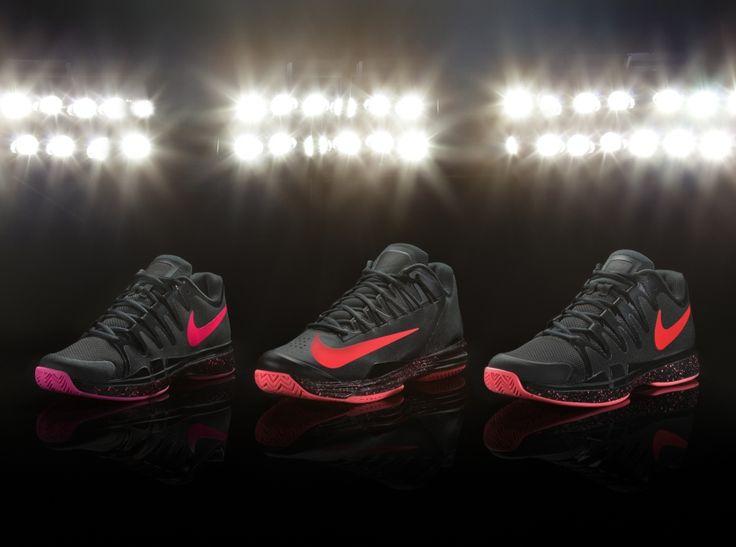 nike us open sneakers 2014 02 Nike Tennis US Open 2014 Footwear