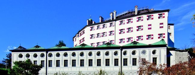 Ambras castle © Innsbruck Tourismus