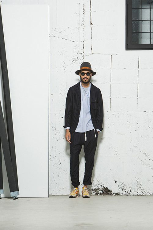 Hypebeast THE FOURNESS 2015 Spring/Summer Lookbook | Street Style | Pinterest | Style Beards ...